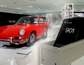 Tại sao Porsche 911 lại có tên gọi là… 911?