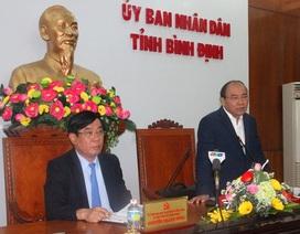 Phát triển cảng biển, du lịch - Trái tim của nền kinh tế Bình Định