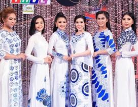 Lần đầu tiên các thí sinh thi ca hát đều... xinh như hoa hậu