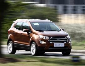 Kỳ lạ Ford Ecosport 2018 ra mắt nhưng chưa có giá bán