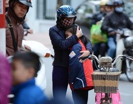 Hai miền Bắc - Trung tiếp tục chìm trong giá rét