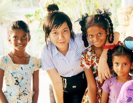 """Cô gái Việt sống sót """"thần kỳ"""" qua bão tuyết Nepal nhận học bổng toàn phần Mỹ"""