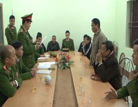 Bắt tạm giam 5 nguyên cán bộ xã bán đất trái thẩm quyền