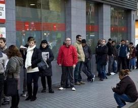 Tỷ lệ thất nghiệp tại Eurozone thấp kỷ lục trong 9 năm qua