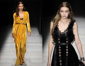 Ba chân dài nổi bật trong show thời trang