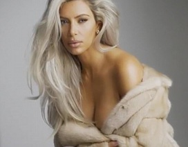 Kim Kardashian đẹp như mộng trong bộ ảnh mới