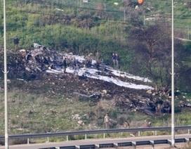 Israel không kích dữ dội vào Syria sau khi F-16 bị bắn rơi