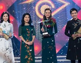 Hoa hậu Kiều Ngân đăng quang Én Vàng với số điểm tuyệt đối