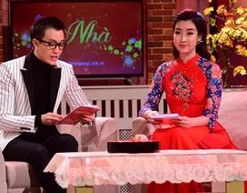"""Lương Mạnh Hải """"thả thính"""" muốn tặng sô cô la cho hoa hậu Đỗ Mỹ Linh dịp Valentine"""