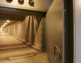 Tiết lộ hầm trú ẩn hạt nhân của Tổng thống Trump