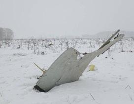 Giả thuyết về nguyên nhân vụ máy bay chở 71 người rơi ở Nga