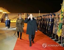 Triều Tiên trải thảm đỏ đón đoàn cấp cao sau chuyến thăm Hàn Quốc