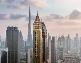 Dubai khai trương khách sạn chọc trời cao nhất thế giới