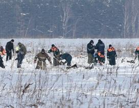 Máy bay chở khách của Nga phát nổ sau khi chạm đất