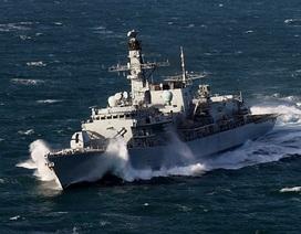 Tàu chiến Anh sắp tuần tra tự do hàng hải trên Biển Đông