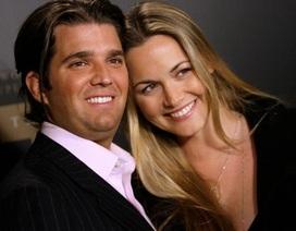 Con dâu ông Trump nhập viện sau khi nhận phong bì chứa chất lạ