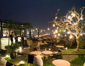 Những quán cà phê lý tưởng để ngắm pháo hoa ở Hà Nội