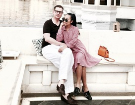 Đoan Trang đón sinh nhật xa hoa cùng chồng tại Ấn Độ