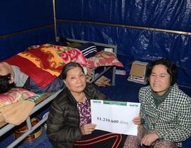 Hơn 51 triệu đồng đến với gia đình cô Ngô Thị Nam