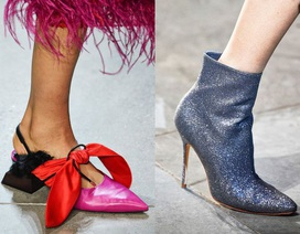 Những mẫu giày dép mới nhất