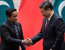 Trung Quốc lạnh giọng đe Ấn Độ đưa quân vào Maldives