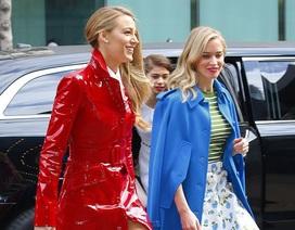 Hai kiều nữ Hollywood đọ dáng