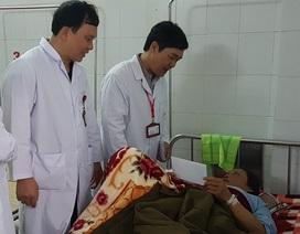 Những người ăn Tết ở bệnh viện