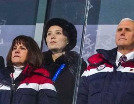 """Phó Tổng thống Mỹ tiết lộ lý do """"phớt lờ"""" em gái ông Kim Jong-un khi ở Hàn Quốc"""