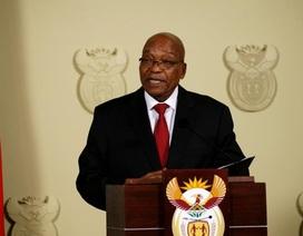 """Tổng thống Nam Phi từ chức sau một cuộc """"đảo chính"""" nội bộ"""
