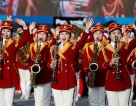 """Những điều phái đoàn Triều Tiên lần đầu """"mắt thấy tai nghe"""" tại Hàn Quốc"""