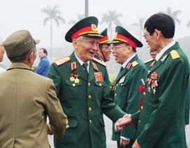 Trung tướng Nguyễn Quốc Thước và những cái Tết đặc biệt trong đời