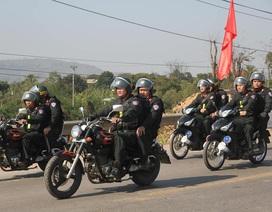 Tăng cường lực lượng kiểm soát vùng biên để phòng chống pháo nổ dịp Tết