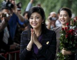 Bà Yingluck bất ngờ tổ chức họp báo tại Hong Kong?