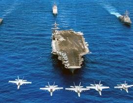 Mỹ khẳng định sự hiện diện hải quân ở Biển Đông