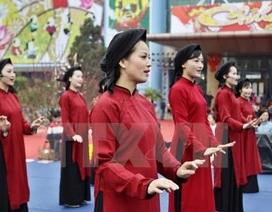 Vì sao di sản Hát Xoan Việt Nam trở thành đại diện của nhân loại?