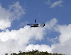 Trực thăng chở bộ trưởng Mexico rơi, 2 người thiệt mạng
