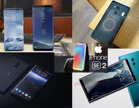 Những mẫu smartphone cao cấp sẽ xuất hiện sau Tết 2018