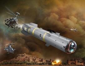 Hé lộ vũ khí mới trên trực thăng tấn công AH-64 Apache của Mỹ