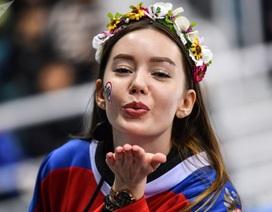 Vẻ đẹp tỏa sáng của những mỹ nữ tại Thế vận hội