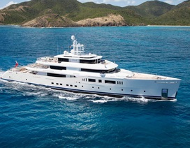 Du thuyền trị giá 92 triệu USD dành cho giới nhà giàu