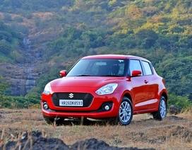 Việt Nam sẽ nhập khẩu Suzuki Swift từ Thái Lan?