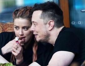 Amber Heard lại chia tay bạn trai tỷ phú