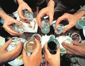 Khi Bộ trưởng Y tế lo chuyện... rượu chè