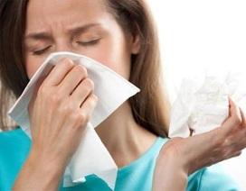 Làm thế nào để phòng chống bệnh khi cúm A, B đang vào mùa?
