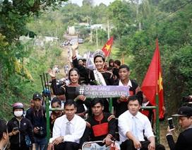 Hoa hậu Hoàn vũ H'Hen Niê sẽ giao lưu với đồng bào các dân tộc Đắk Lắk đêm giao thừa