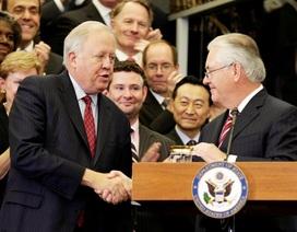 Thứ trưởng phục vụ 6 đời tổng thống Mỹ rời chính quyền Trump