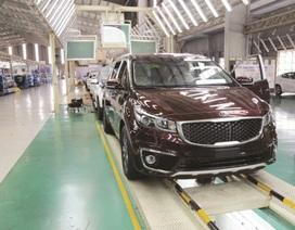 Thị trường ô tô: Hỗ trợ sản xuất, kiểm soát nhập khẩu, giải bài toán cung cầu