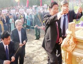 Tưng bừng khai lễ chiến thắng Đèo Nhông - Dương Liễu