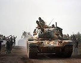 Kịch bản nào cho chiến dịch Nhành Ô liu của Thổ Nhĩ Kỳ