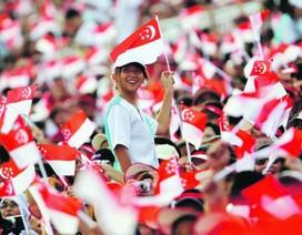 """Singapore """"lì xì"""" hàng trăm triệu USD cho dân vì ngân sách tăng"""